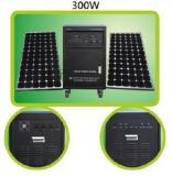 300W photovoltaický systém pre domácnosť