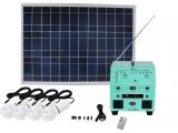 Všestranné solárne LED osvetlenie SK805A