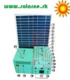 Všestrané solarne LED osvetlenie SK105A
