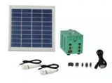 Všestranné solárne LED osvetlenie SK901
